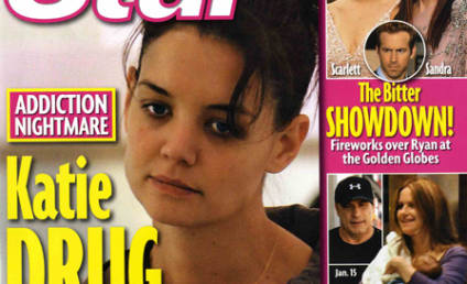 Katie Holmes Sues Tabloid For $50 Million