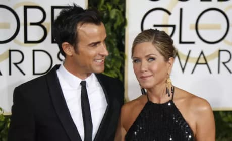 Jennifer Aniston and Justin Theroux Split, and Twitter Has Some Feelings