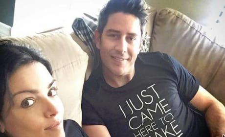 Arie Luyendyk Jr. and Courtney Robertson, Novelty Shirts