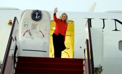 Hillary Clinton Sets Diplomatic Milestone