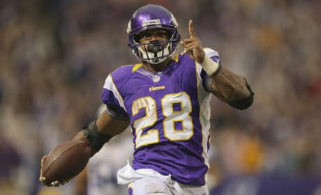 Adrian Peterson Pic