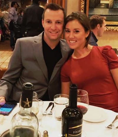 Jaclyn Schwartzberg and Ryan Buckley Photo