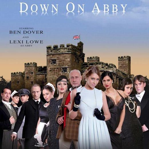 Downton Abbey Porn Parody