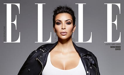 Kim Kardashian Prayed For Smaller Boobs When She Was Young