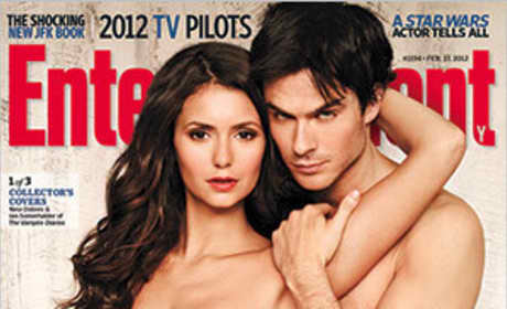 Ian & Nina vs. Brangelina: Which couple do you love more?