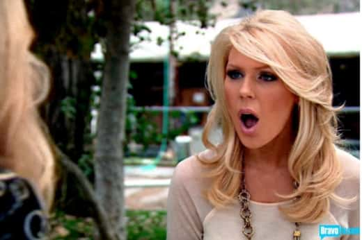 Gretchen hears a secret