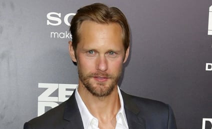 True Blood, True Hotness: Alexander Skarsgard in the Shower