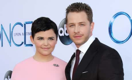 Josh Dallas and Ginnifer Goodwin Image