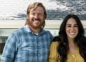 Joanna Gaines Flaunts Her Baby Bump in a Little Black Dress