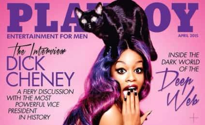 "Azealia Banks Covers Playboy, Hates ""Fat, White Americans"""