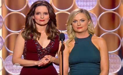 Golden Globes: Grade Tina and Amy's Monologue!