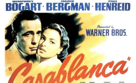 Is Casablanca the best movie ever?