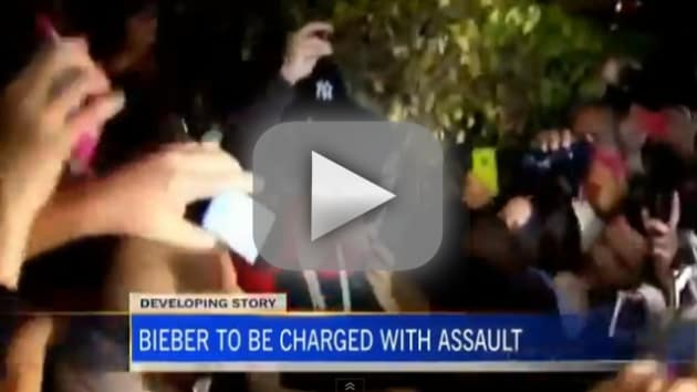 Justin Bieber Accused of Assault in Canada