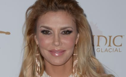 Brandi Glanville: Drunk, Semi-Nude, Pissed at Some Dude on Instagram