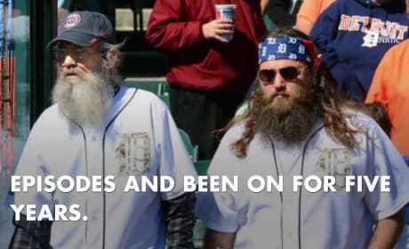 Duck Dynasty to Go Off the Air