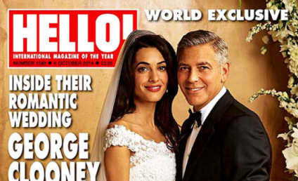 Amal Alamuddin and George Clooney Wedding Photos: All for Charity!