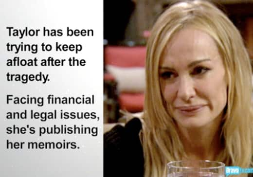 Taylor Armstrong Cries a Lot