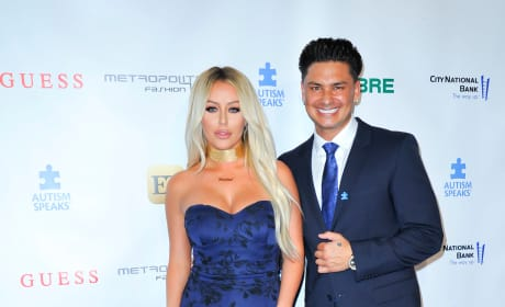 Pauly D and Aubrey O'Day: The New Brangelina?