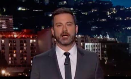Jimmy Kimmel Fires Back at Critics, Defends Monologue