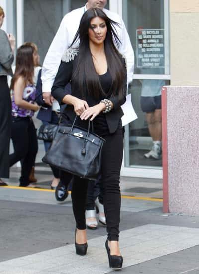 Kim, in Australia