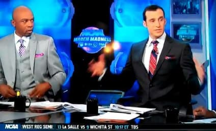 "Doug Gottlieb Cracks Awkward ""White Man"" Joke on CBS Pregame Show"