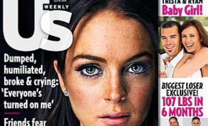 Report: Lindsay Lohan is Dumped, Humilated, Broke and Crying