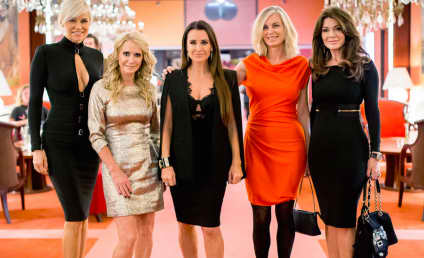 Kim Richards: What Does She Have on Lisa Rinna?
