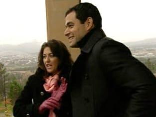Jason and Jillian on The Bachelor