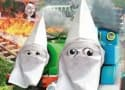 NRA Dresses Thomas the Train in KKK Hood for Some Reason