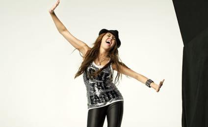 Miley Cyrus on Justin Gaston: Mmmmm...