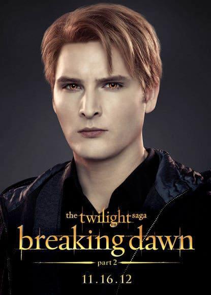 Carlisle Cullen Breaking Dawn Part 2 Poster