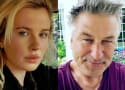 Alec Baldwin Shades Daughter Ireland's Latest Instagram Thirst Trap