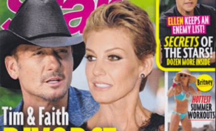Faith Hill & Tim McGraw: Headed for EXPENSIVE Divorce??