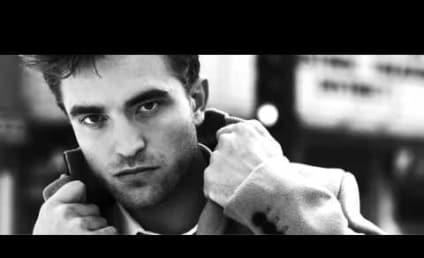 Robert Pattinson Goes Blue Steel for Dior Homme