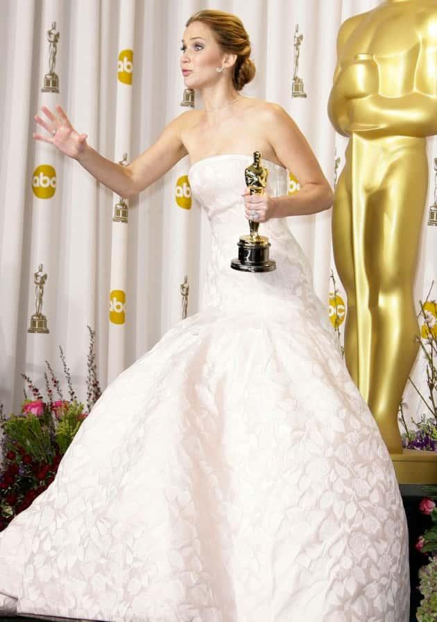 Jennifer Lawrence: My Bad!