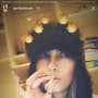 Paris Jackson Smokes Pot