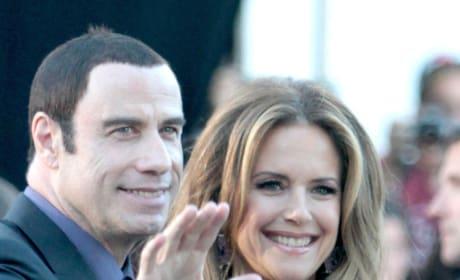 John Travolta, Kelly Preston