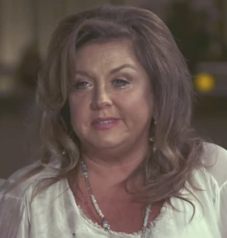 Abby Lee Miller in Tears