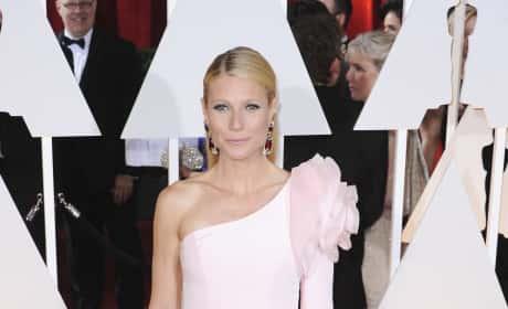 Gwyneth Paltrow at the 2015 Oscars