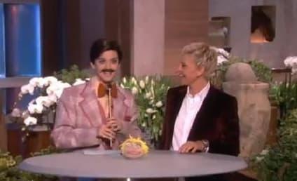Katy Perry on Ellen: Pop Star Slays as '70s Game Show Host