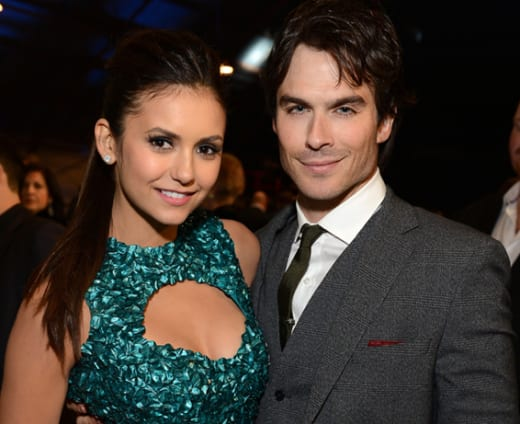 Ian Somerhalder And Nina Dobrev Dating December 2018