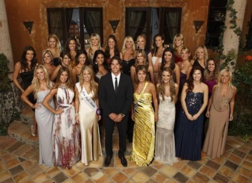 Ben Flajnik, The Bachelor Cast