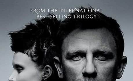The Girl With the Dragon Tattoo Poster (New)