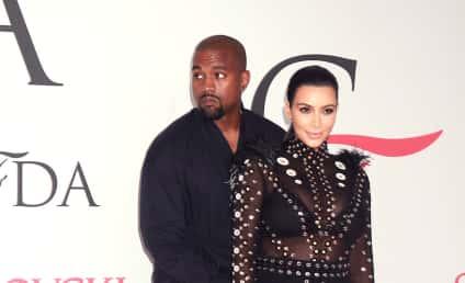 Kim Kardashian to Kanye West: U R Amazing!
