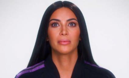 Kim Kardashian Shares Uplifting Message From French Paparazzi