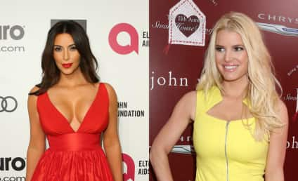 Jessica Simpson Wants Kim Kardashian's Body, Explores Butt Enhancement Options