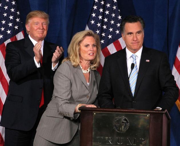 Ann Romney Photo
