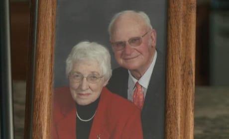Henry and Jeanette De Lange
