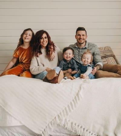 Foto de familia de Chelsea Houska
