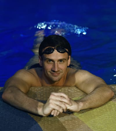 Ryan Lochte is Creepy